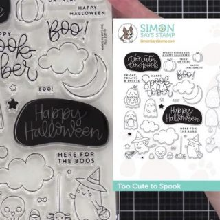 🎥A glimpse into the live replay from last night's #Stamptember release walk through! I showed every single item in @simonsaysstamp's release! This is one of the stamp sets I designed and it's one of my favorites from the release! Watch the full replay at the link in my bio.